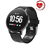 YoYoFit HR Fitness Tracker Watch, IP67 Waterproof Activity Tracker with Heart Rate Monitor