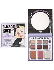 theBalm Alternative Rock Vol. 1 Face Palette,1er Pack (1 x 4.8 g)