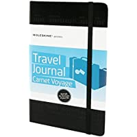 MoleskinePHTR3A Passion-Journal Reise Large, Hardcover mit Prägung schwarz