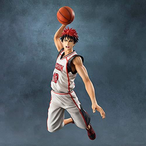 HNBY Le Ballon De Basket De Kuroko Vulcan Grand Mon Anime Jeu De Personnage De Dessin Animé Personnage Modèle Statue Haute 24cm Artisanat De Jouet