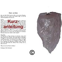 PENDEL/RUTE/RADIÄSTHESIE: Roh-Edelsteinpendel aus Rosenquarz mit Kurzanleitung preisvergleich bei billige-tabletten.eu