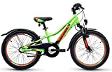 S'Cool troX Urban 20R 3-S Kinder Mountain Bike (29cm, neon Green)
