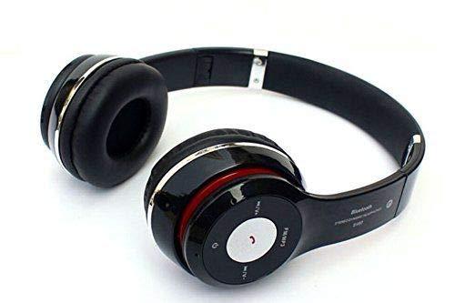 Dellikart's Solo S460 Wireless Bluetooth Headphone  Black