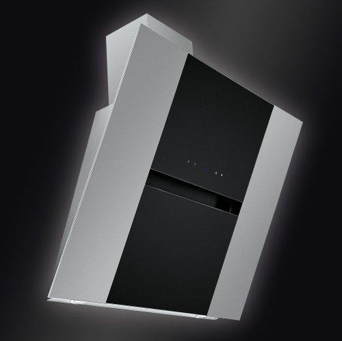 Baumann Wandhaube Libra 90 schwarz schwarz, 90 cm