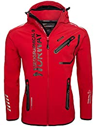 Geographical Norway - Chaqueta impermeable - Parka - para hombre