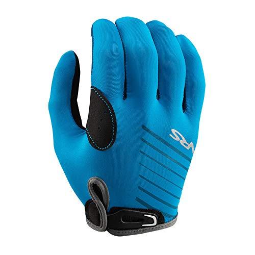 41sIZjyFpOL. SS500  - NRS Cove Gloves Marine Blue - XS