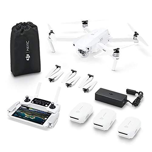 Foto DJI Mavic Pro Alpine Combo - Drone Potente e Portatile i Video Ultra HD i...