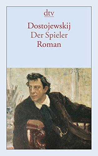 Buchseite und Rezensionen zu 'Der Spieler' von Fjodor M. Dostojewskij