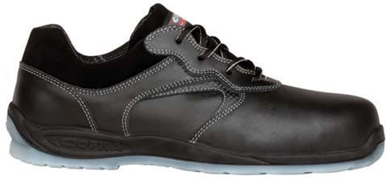 Cofra 11410 – 000.w46 zapatos,Bessel, tamaño 11, negro