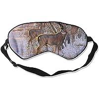 Deers In Winter Sleep Eyes Masks - Comfortable Sleeping Mask Eye Cover For Travelling Night Noon Nap Mediation... preisvergleich bei billige-tabletten.eu