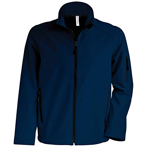 Kariban Moderne Softshell Navy