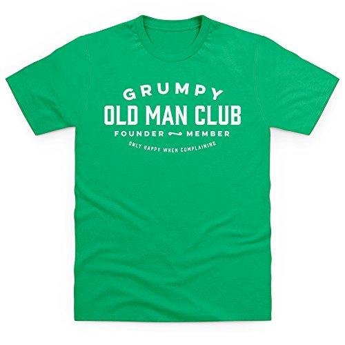 Grumpy Old Man Club, Herren Keltisch-Grn