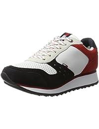 Hilfiger Denim Damen Sm D1385angel 3c1 Sneaker