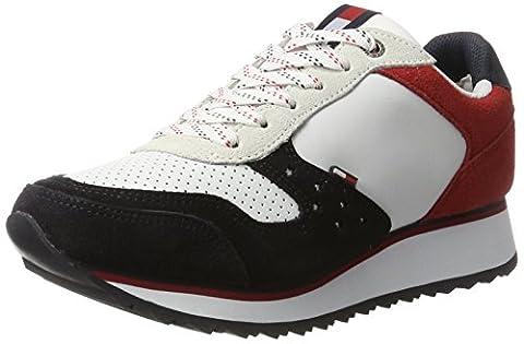 Chaussures Hilfiger Denim - Hilfiger Denim Sm D1385angel 3c1, Sneakers Basses