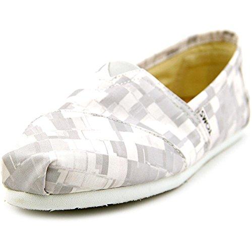 TOMS Classic Damen Schuhe Weiß