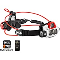 Petzl Lampe frontale rechargeable NAO+ Bluetooth -