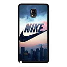 Nike Just Do It Funda/Carcasa, Nike Samsung Galaxy Note 4 Funda, Nike Brand móvil, Nike Just Do It Teléfono Móvil
