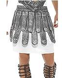 Horror-Shop Römischer Gladiator Rock 41cm für Karneval
