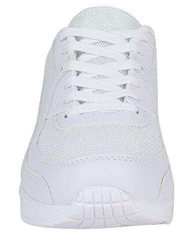 Corredores Sneakers Mulheres Branco Homens Desportivos Unissex Sapatos Tendência Tênis Cor wx7I76q