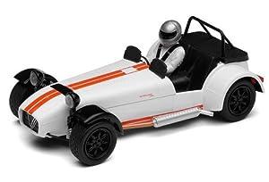Scalextric 500003093 Caterham R500 Blanca HD - Coche de carreras para circuitos eléctricos Importado de Alemania