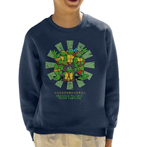 Cloud City 7 Teenage Mutant Ninja Turtles Retro -