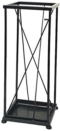 TZSMYSJ Regenschirm, Eimer, Geschenk, Eimer, Eimer, Eimer, Schwarz, 20x20x49cm TZSMYSJ-A001