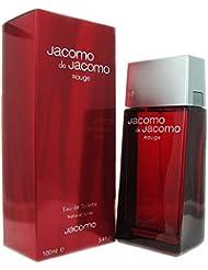 Jacomo de Jacomo Rouge de Jacomo Eau de Toilette Vaporisateur 100ml