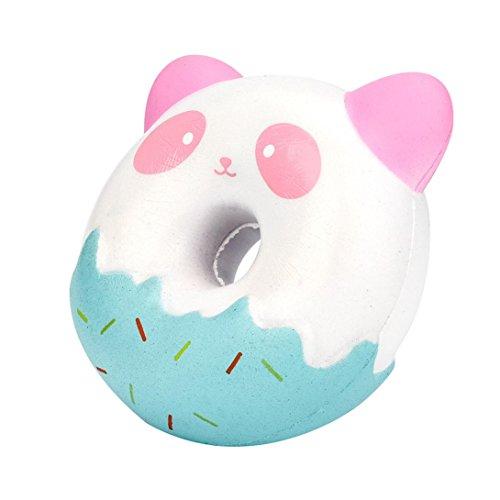 Squishys Spielzeug, Gusspower Karikatur Panda Kreis Squeeze Stress Relief  Super Weich Langsam Rising, Dekompression