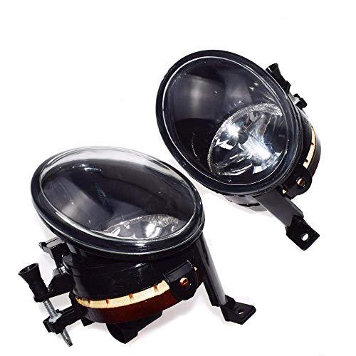 Preisvergleich Produktbild BOLV Vorne rechts links Nebelscheinwerfer Nebelscheinwerfer 5K0941699 5K0941700 Für Jetta Golf 6 Caddy 2K Tiguan Touran Bettbezug EOS Seat