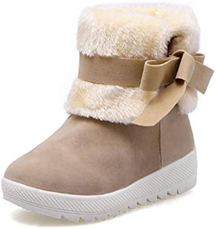 FMWLST stivali stivali stivali Stivali da Neve Invernali Stivali da Donna Scarpe Basse per Bambini Stivali di Cotone Scarpe da... | Durevole  | Uomo/Donne Scarpa  797c88