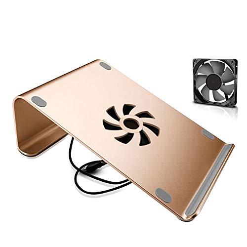 YYWENPF Aluminium Laptop Ständer Für Universal 10-17 Laptop Ständer Für Laptop Ständer Cooling Pad Für MacBook Air Pro Retina 13 15