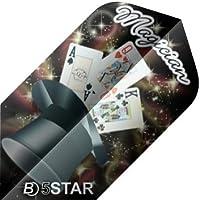 Bull 's de 5Star plumas | Slim Precio Pro Set (3pieza).
