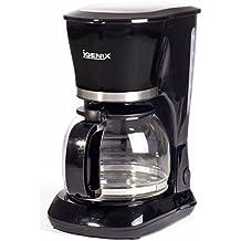 Igenix IG8126 10-Cup Filter Coffee Maker, 800 W - Black