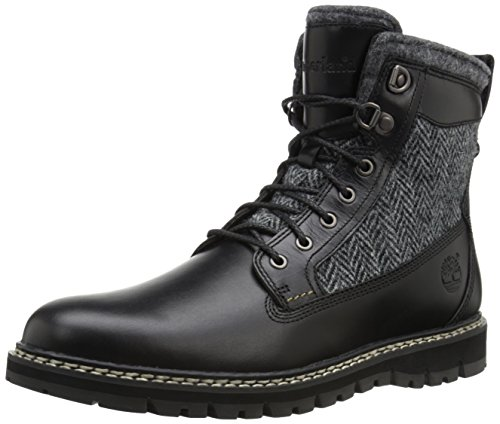 Timberland Britton Wl Mmbt Blac, Bottes Track homme Black