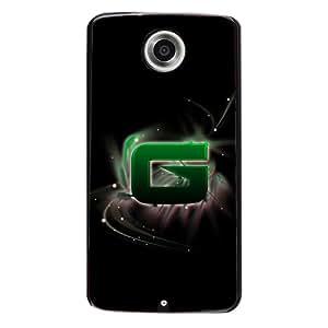 Motorola Nexus 6 printed back cover (2D)RK-AD028