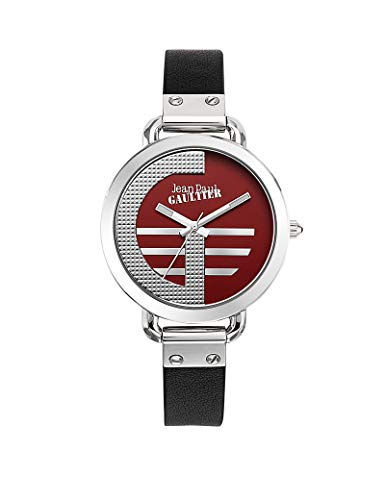 Reloj Jean-Paul Gaultier Piel Mujer Negro