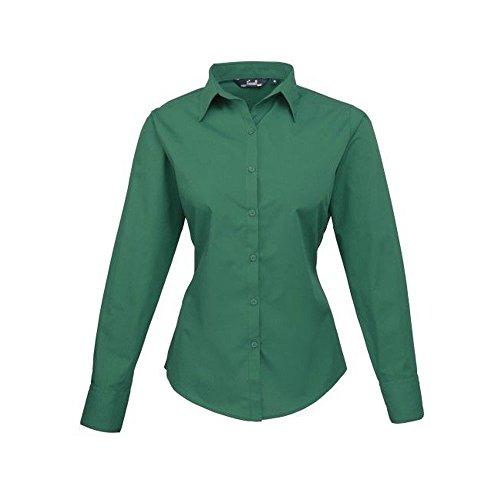 blusa-de-manga-larga-de-popelina-para-mujer-verde-verde-esmeralda-46