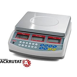 Ackrutat Elektronische 2844 Zählwaage Industriewaage HWZ30 Waage ADE Digitalwaage