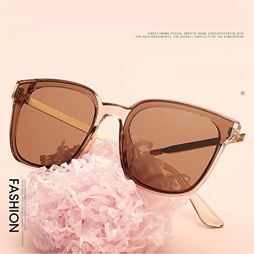 Pig pecs Unisex Mode Polarisiert Oversize Sonnenbrille,Gläser,UV400 Schutz,100% UV-Schutz,Acetat-Rahmen,Ideal zum Autofahren Angeln Städtetouren,F