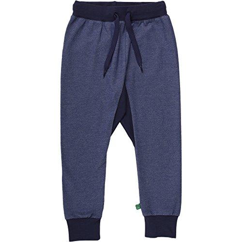 Fred'S World By Green Cotton Pants Baby Pantalon, Bleu (Denim 019402601), 86 cm Bébé garçon