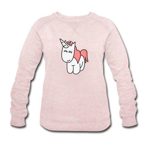 Petite-Licorne-Souriant-Sweat-shirt-Femme-Stanley-Stella-de-Spreadshirt