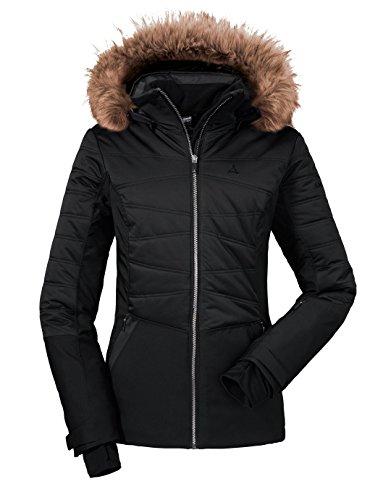 Schöffel Damen Skijacke Montpellier1 schwarz (200) 44