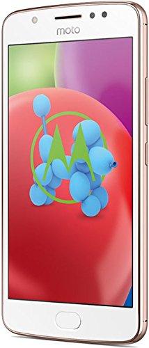 Lenovo Moto E4 Smartphone, Marchio Tim, 16 GB, Oro [Italia]