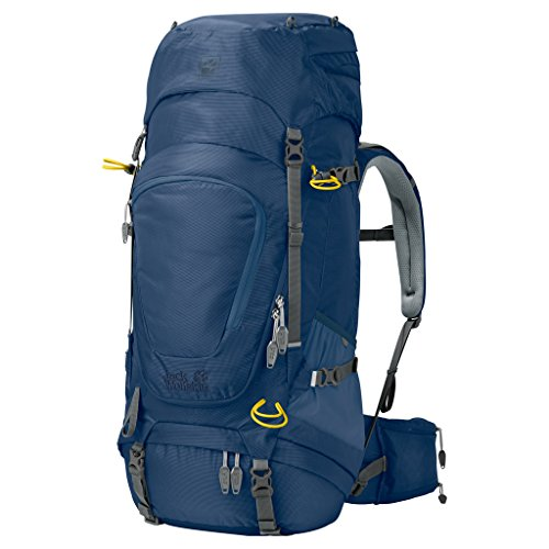 Jack Wolfskin Packs Frauen-Trekkingrucksack Highland Trail XT 45 ocean wave