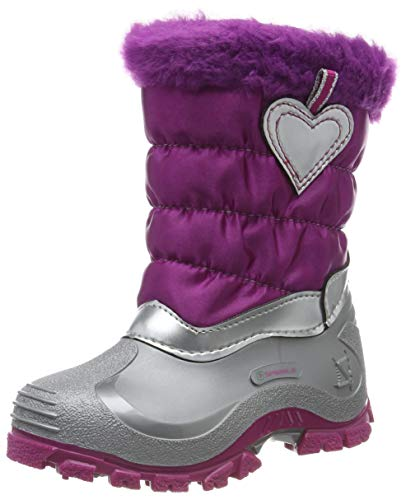 Spirale Unisex - Child 01-9773 Blau/Pink Snow Boots