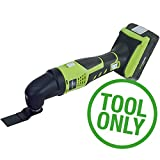 Greenworks g24mt 24V Cordless Multi Tool Without Battery Or Charger