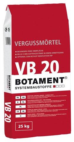 Botament Vergussbeton VB 20 25kg