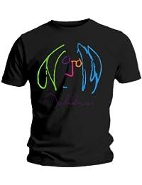 John Lennon - Backlight Men's T-Shirt