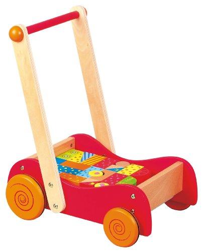 New Classic Toys 1300 Multicolor andador - andadores (1 año(s), Multicolor, 395 mm, 280 mm, 470 mm)