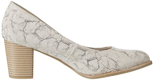 Marco Tozzi Damen 22407 Pumps Beige (Dune Metallic 412)